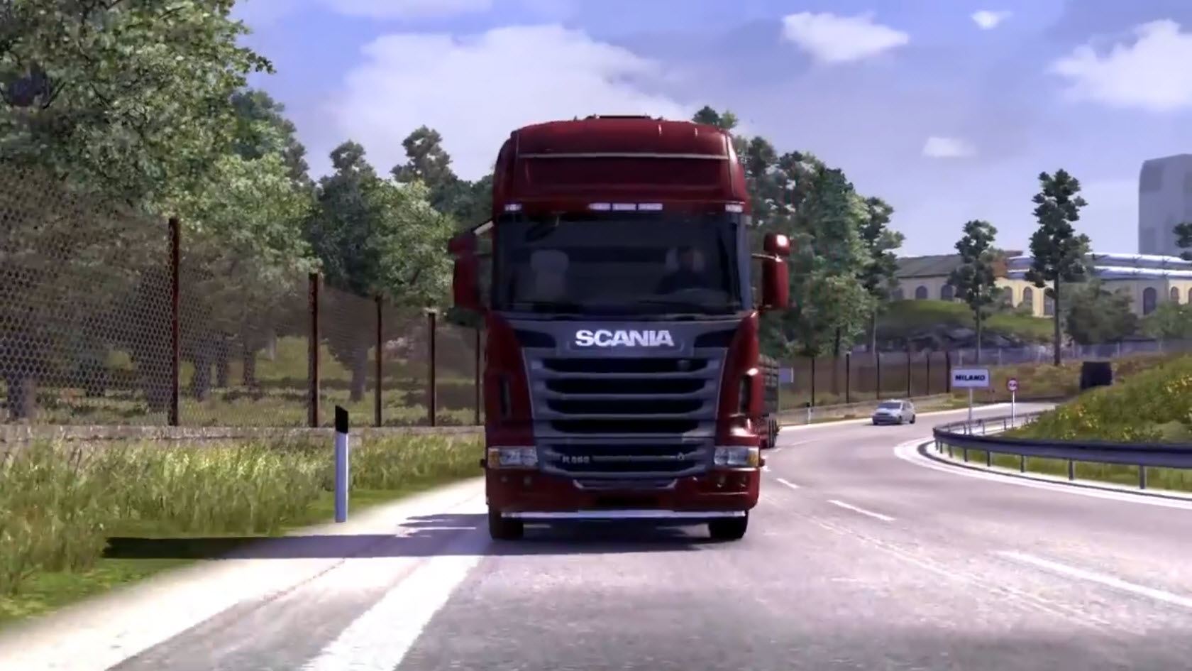 Euro Truck Simulator 2 update 1.9: nueva inteligencia artificial y soporte para Oculus Rift