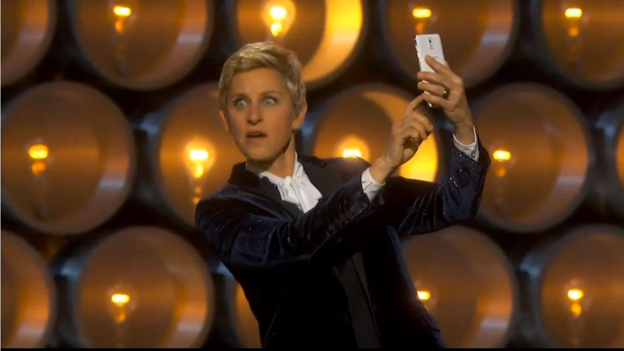 Oscars 2014: la foto más retuiteada de la historia y un gol de Apple a Samsung