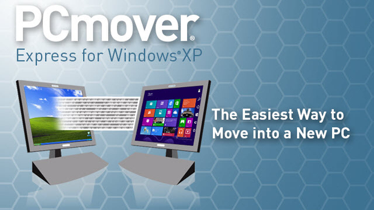 PCmover Express: Cómo pasar de Windows XP a Windows 7 o Windows 8