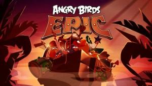Angry Birds Epic: vídeo tráiler gameplay del juego de rol más inesperado