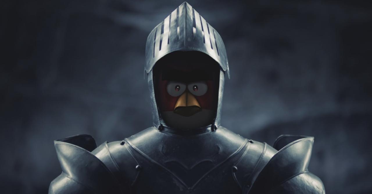 Llega otro juego de los Angry Birds: ¿será una aventura medieval?