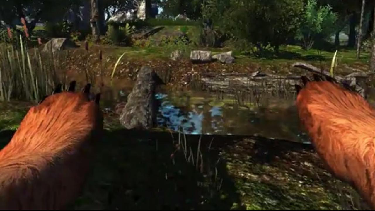 Bear Simulator es un simulador de… osos