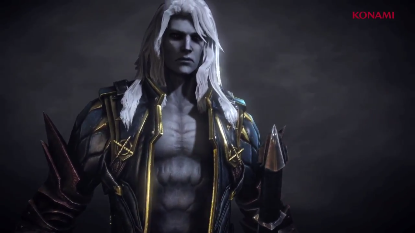 Rumor: Alucard protagoniza el DLC de Castlevania: Lords of Shadow 2