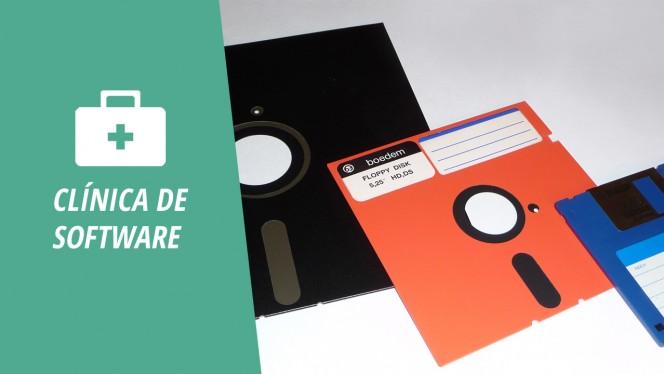 Cómo leer archivos viejos de un disquete