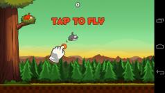 Pájaros Torpes, el clon nº1 de Flappy Bird en Android, se actualiza