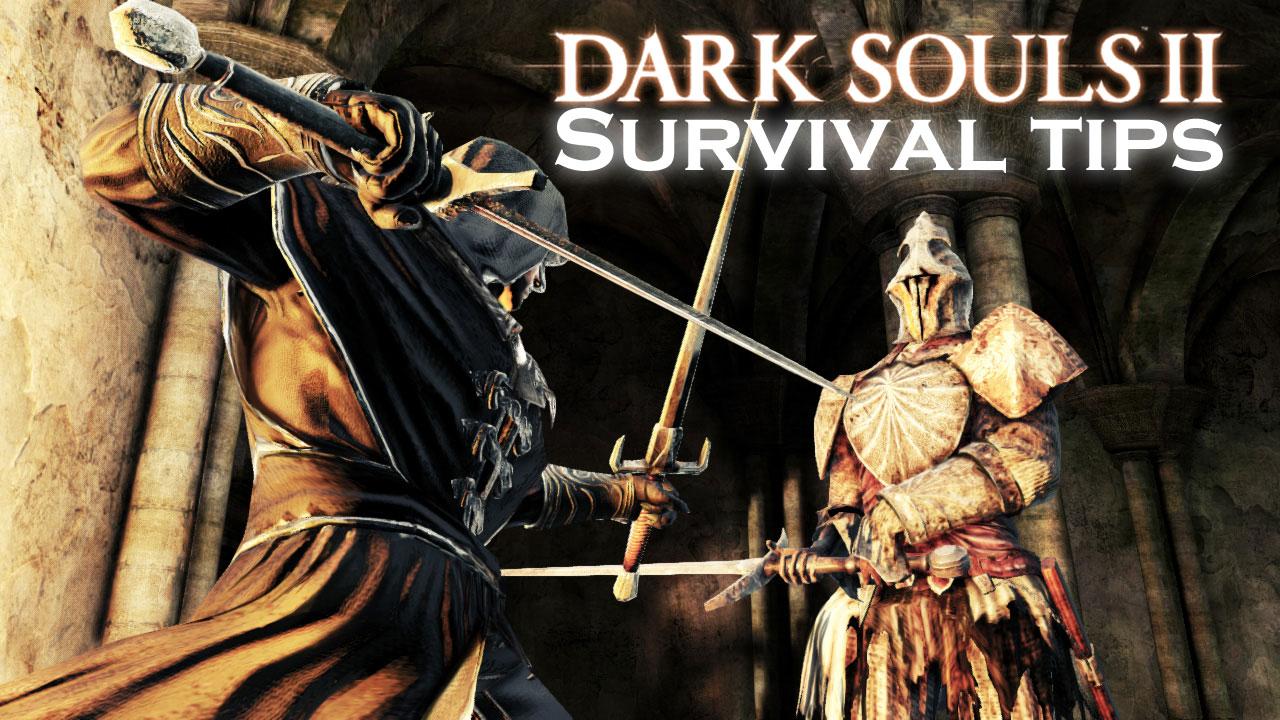 Diez Consejos Para No Morir En Dark Souls 2: 8 Consejos Para Sobrevivir En Dark Souls 2