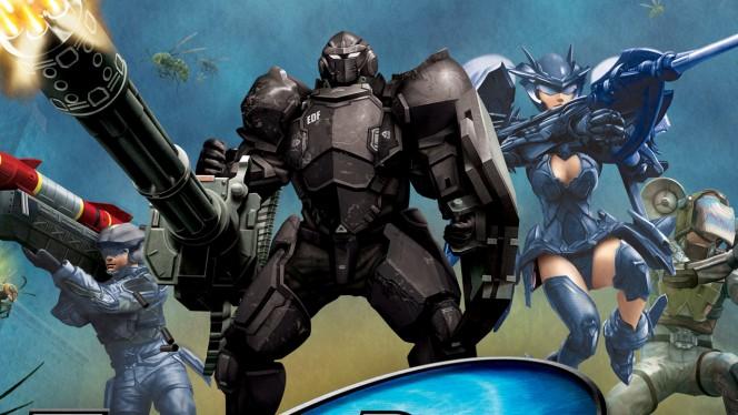 Earth Defense Force 2025: Tan feo y divertido como siempre