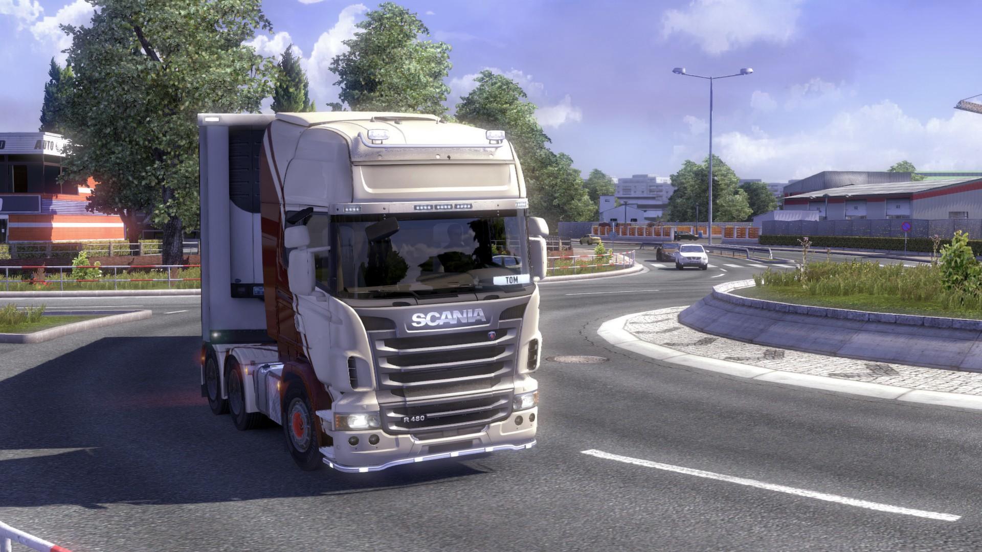 Prueba ya la actualización 1.9 de Euro Truck Simulator 2 desde Steam