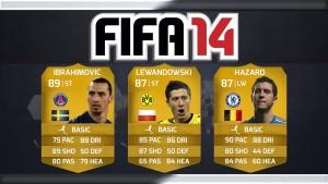 Fifa 14 Ultimate Team se actualiza para estar al día de sus ligas licenciadas