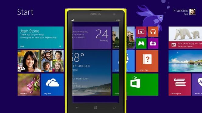 La última esperanza para Windows 8 es la fusión con Windows Phone