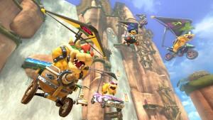 Rumor: detalles sobre un nuevo circuito de Mario Kart 8 de Wii U