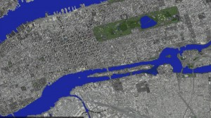 Fan de Minecraft está a un 65% de recrear Manhattan de forma realista