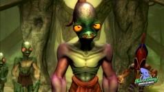 El nuevo Abe's Oddysee se deja ver en vídeo
