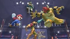 Imagen de Super Smash Bros. Wii U: Donkey Kong a punto de estallar