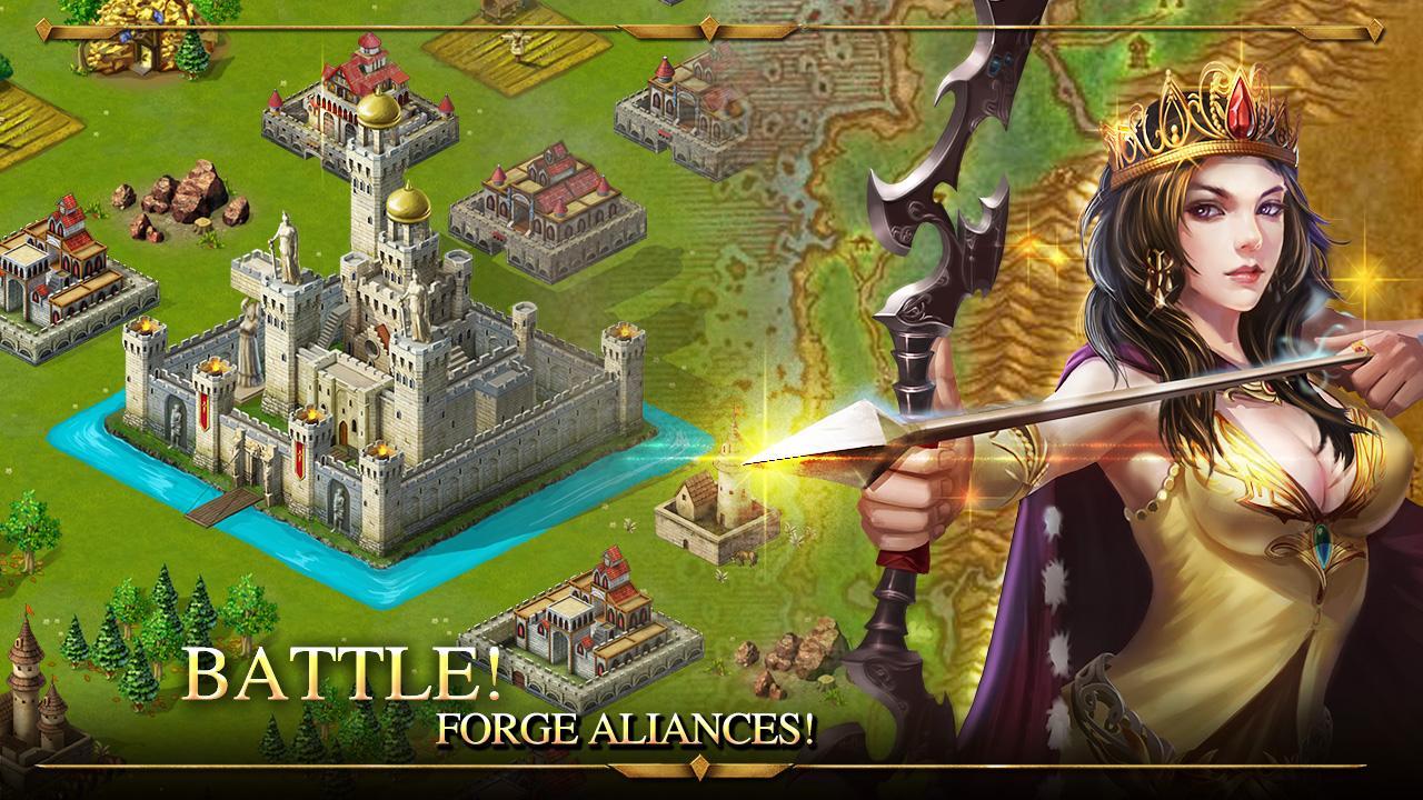King's Empire: Undying Loyalty se amplía y añade recompensas diarias