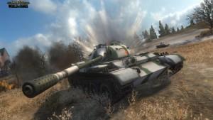 Mejoras de World of Tanks: la destrucción de edificios será más realista