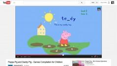 """Google prepara un """"YouTube para niños"""""""