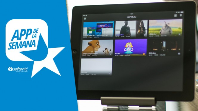 Tus vídeos favoritos en el móvil con KMPlayer, nuestra app de la semana