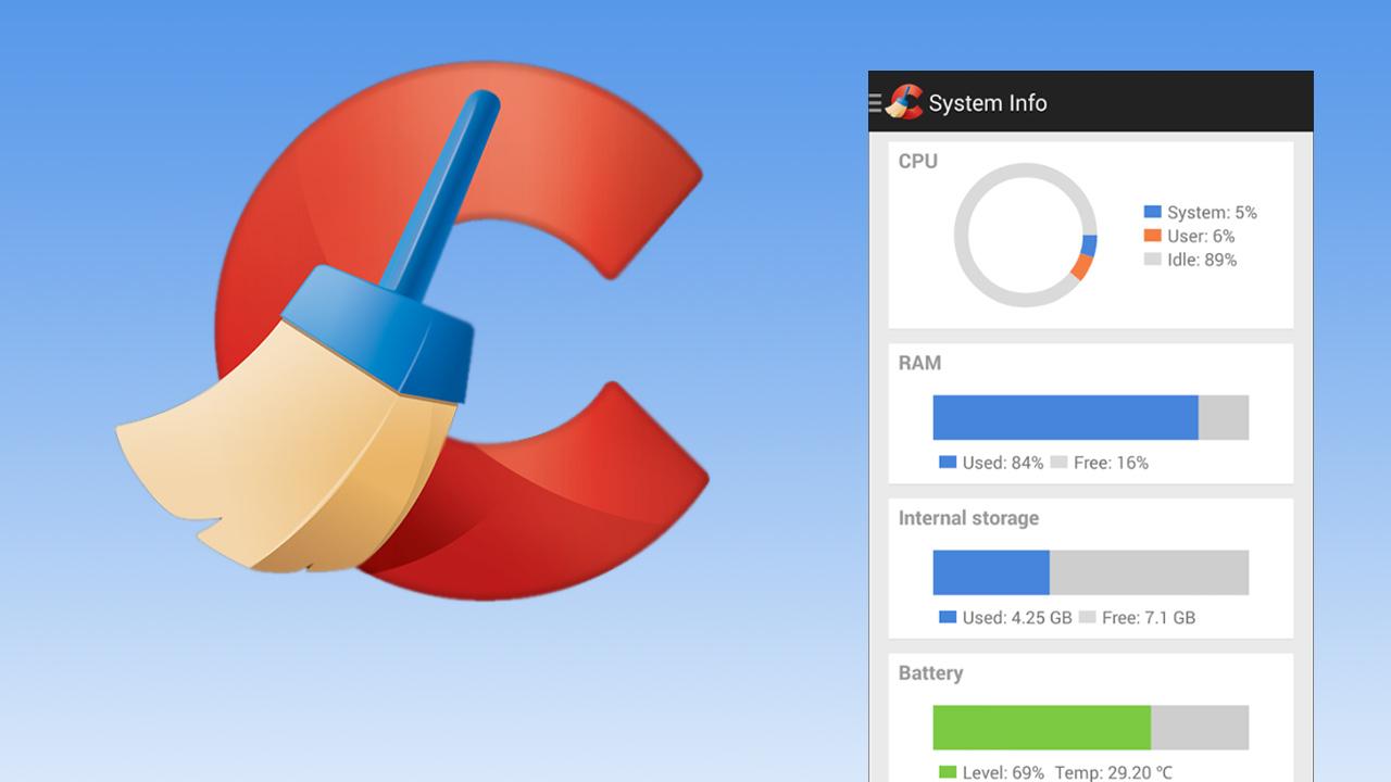 CCleaner para Android: es tarde para reconquistar el trono de la limpieza