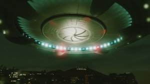 GTA 5: pilota su OVNI por Los Santos gracias a este mod