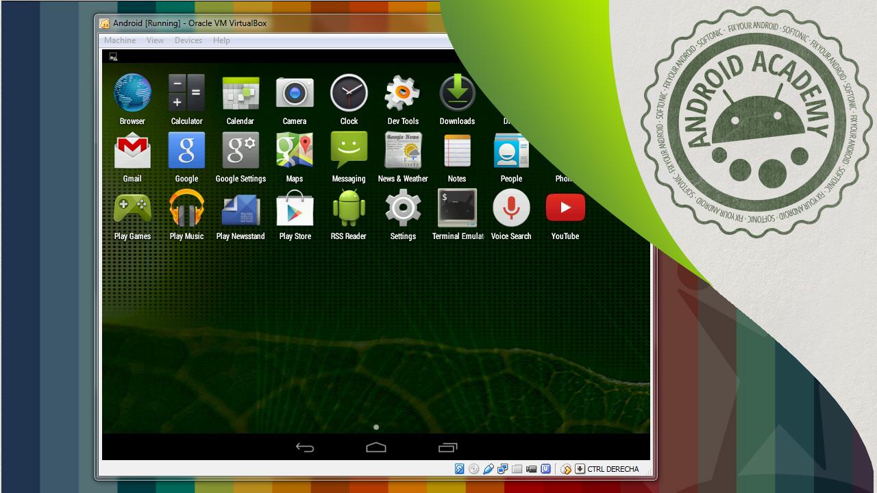 Cómo instalar Android x86 en tu PC