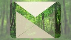 Desde que uso Gmail he salvado un árbol. ¿Cuántos has salvado tú?