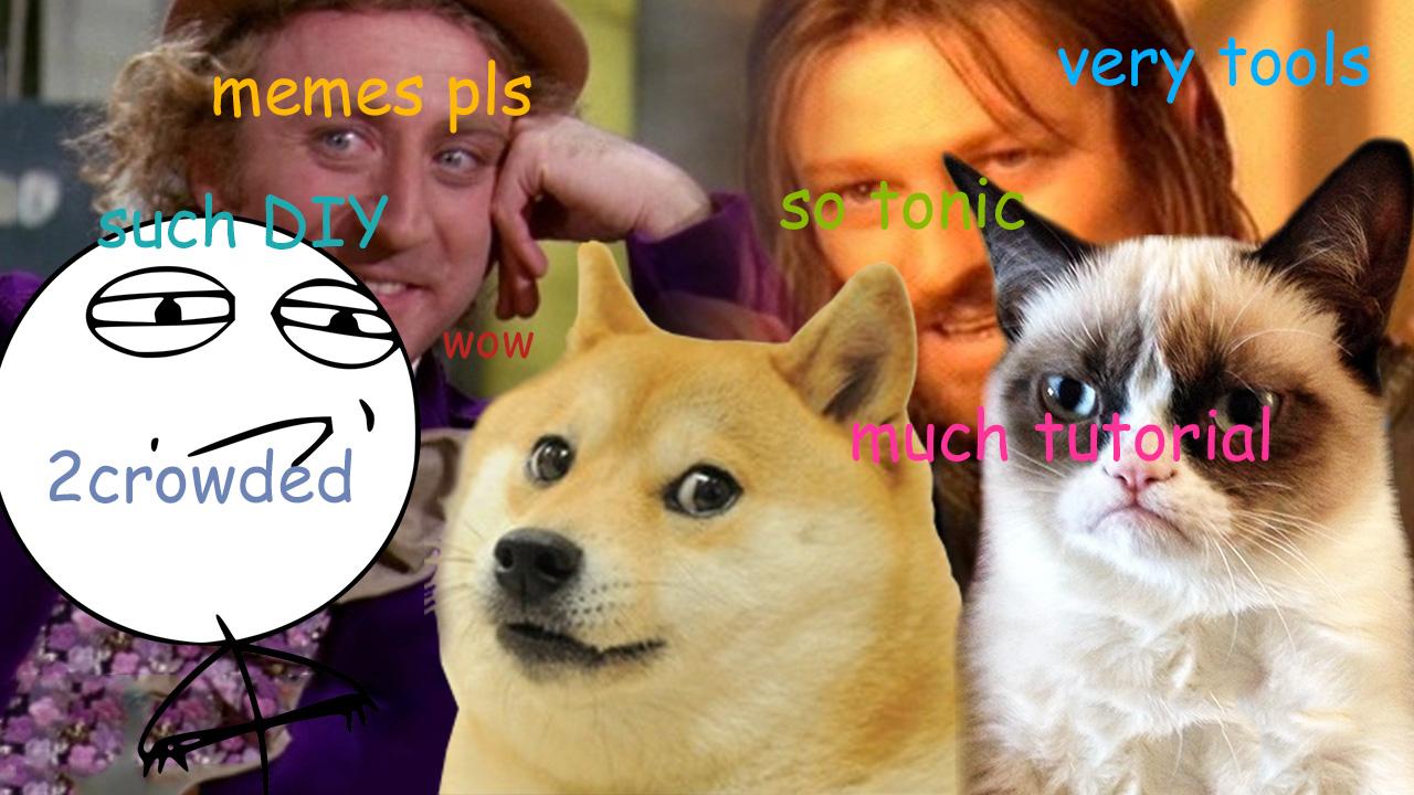 Cómo crear tus propios memes con Meme Generator