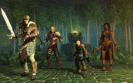 Neverwinter explora características de Dungeons e Dragons