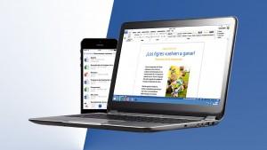 Microsoft lanza Office Online gratis en Chrome Store y, de paso, lo actualiza