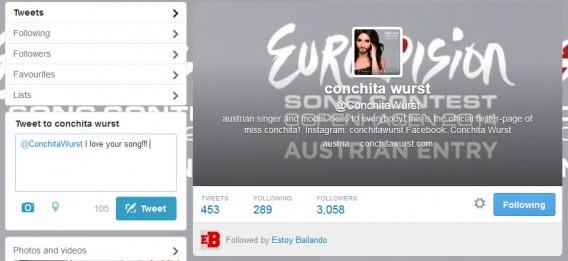 Eurowizja Twitter
