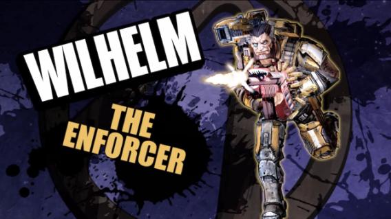 Willhelm, the enforcer