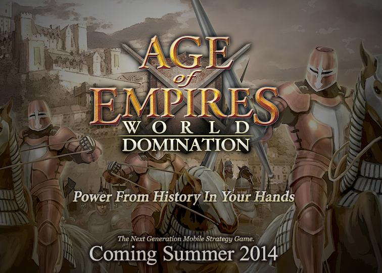 Age of Empires vuelve con un juego nuevo
