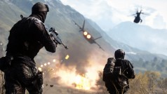Battlefield 5 irrumpe pero Battlefield 4 nunca acaba