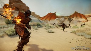 Dragon Age: Inquisition estará en la E3 y ofrecerá asombrosos combates en su demo