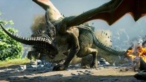 Dragon Age: Inquisition tiene unos dragones que te van a poner a prueba