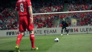 Imágenes de FIFA 15: EA escaneando futbolistas