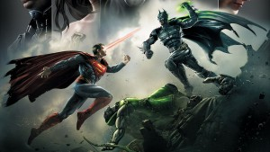Injustice Gods Among Us de móviles tendrá modo multijugador