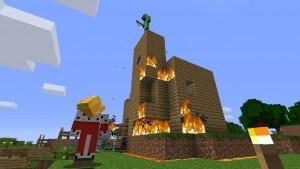 La actualización 1.7.7 de Minecraft soluciona errores de la 1.7.6