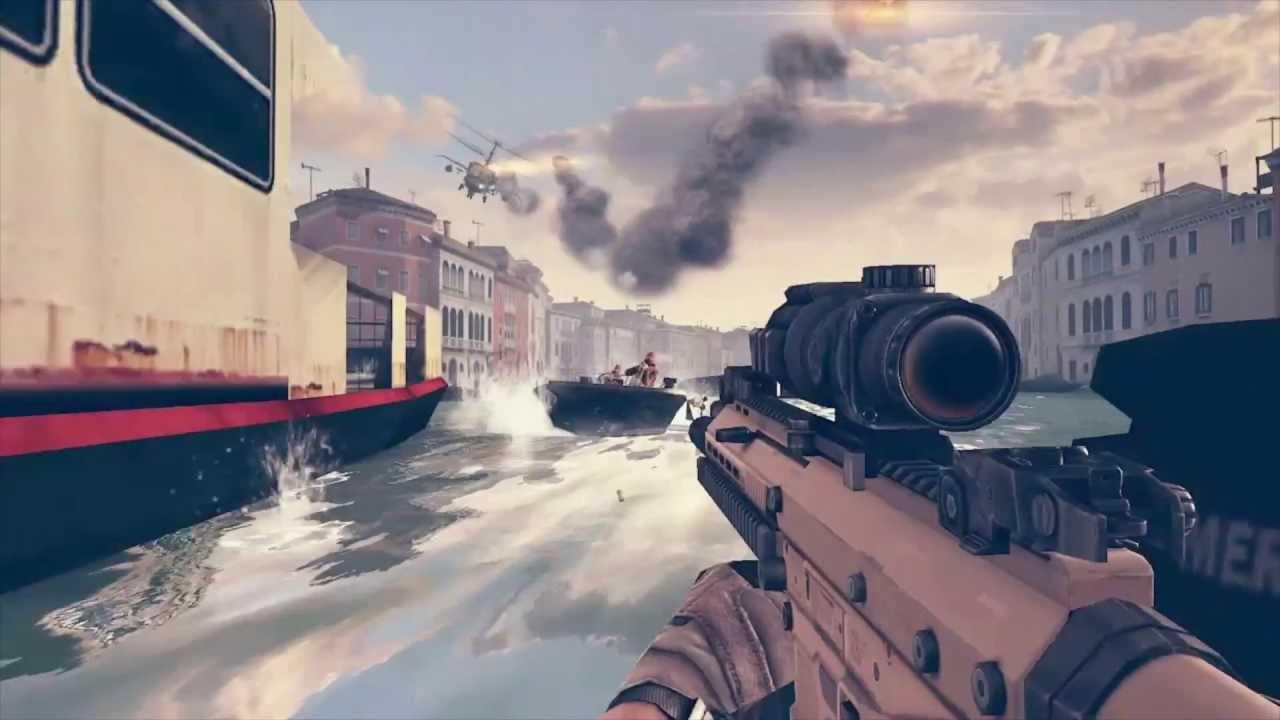 Modern Combat 5 sigue sin dar fecha de lanzamiento