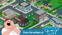 El juego de Padre de Familia para iOS y Android llega en abril