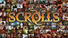 ¿Te gusta Minecraft? Sus creadores lanzan Scrolls para iPad en 2014
