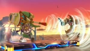 Super Smash Bros. Wii U quiere revolucionar la saga Zelda su modo
