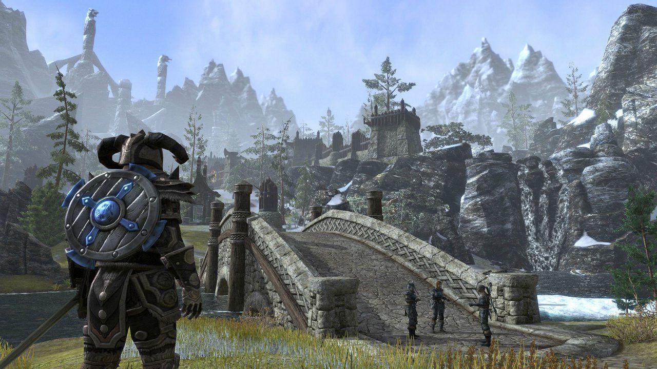 The Elder Scrolls Online soluciona las misiones que nunca acababan
