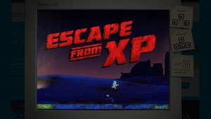 Escape from XP: O cómo librarse de Windows XP a lo Metal Slug