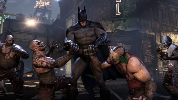 Batman Arkham City - screenshot