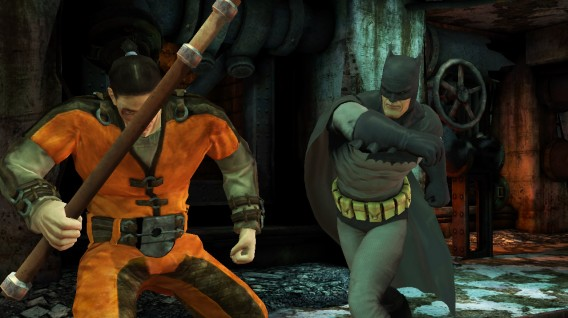 Batman Arkham City Lockdown - screenshot