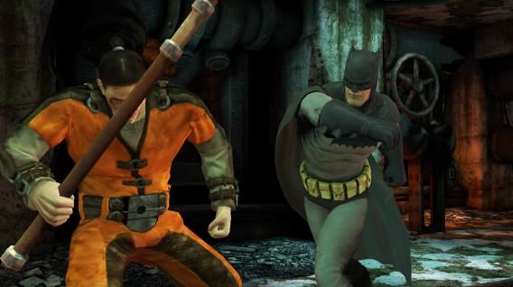 Batman: Arkham City Lockdown tem as melhores fantasias do morcegão