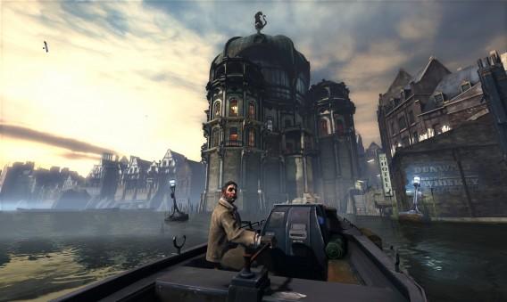 Ambiente retrôfuturista e história são decisivos na sequência de Dishonored