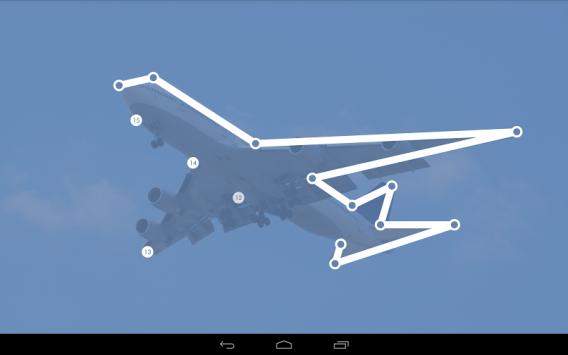 App simula velha brincadeira de ligar os pontos para gerar desenhos