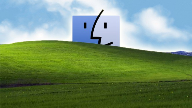 ¡Hasta la vista Windows XP, bienvenido Mac!
